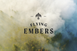 Flying Embers Donating 100% of Proceeds to Support Oregon Fire Crisis