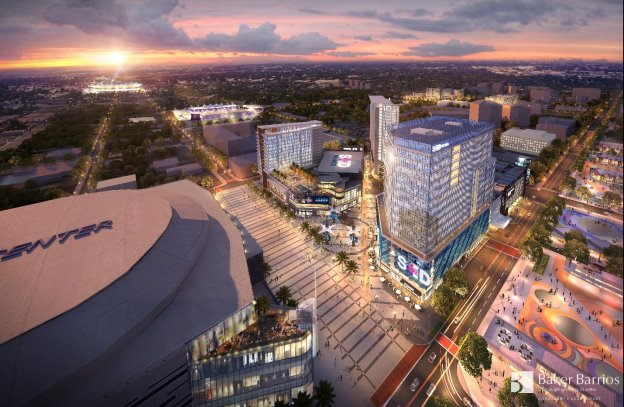 Cityzenith gets green light on $500 Million Orlando Sports & Entertainment District Digital Twin project