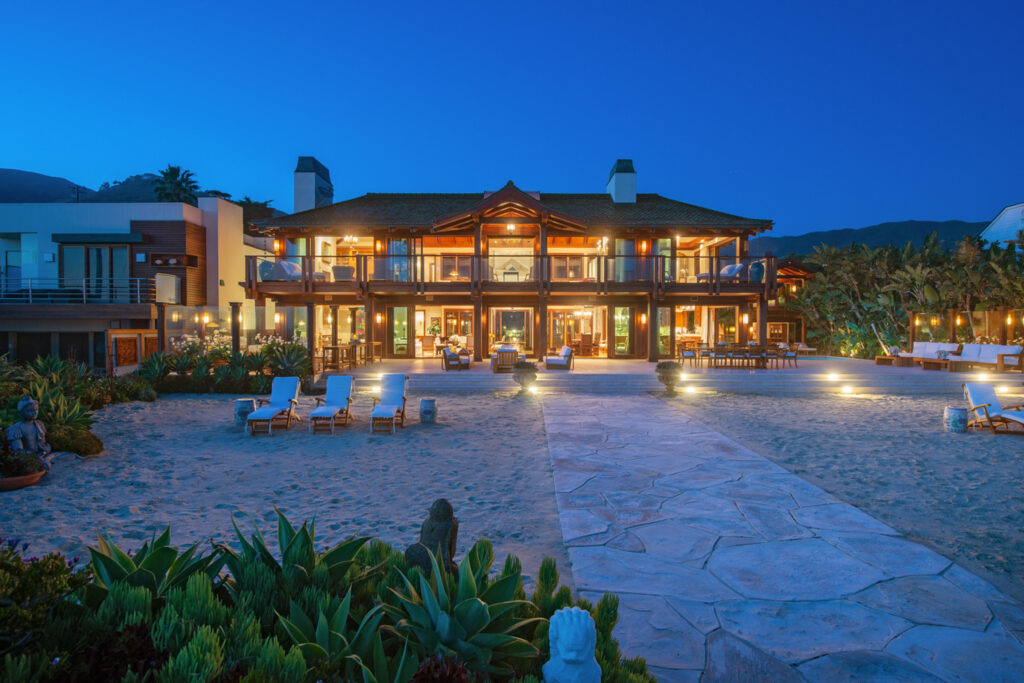 October's Top 10 Celebrity Real Estate News: Pierce Brosnan, Katy Perry and John Legend