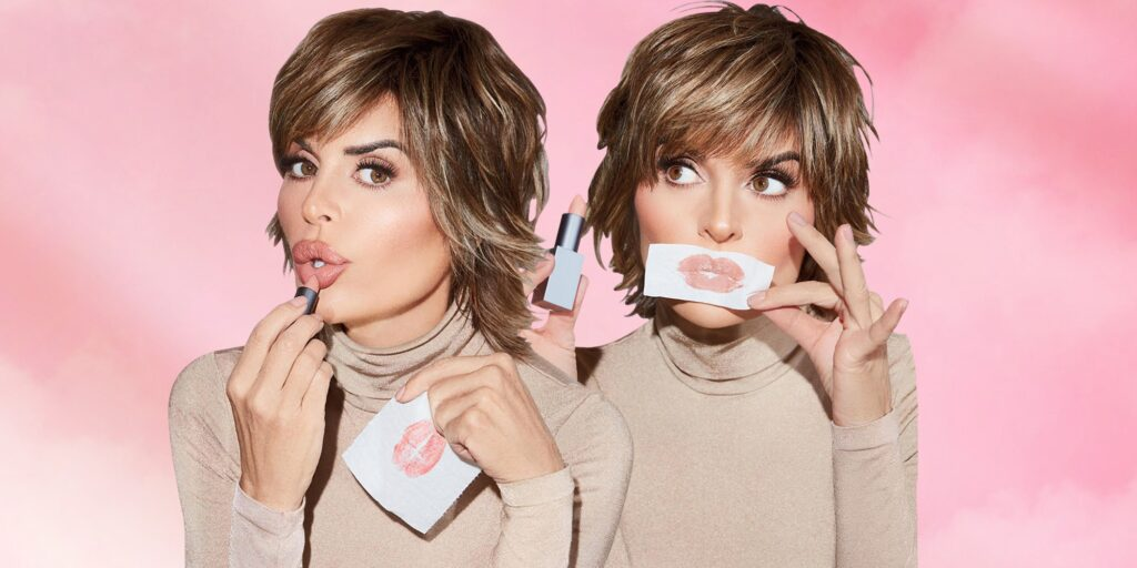 Chic, Sexy, and Bold Beauty: Rinna Beauty