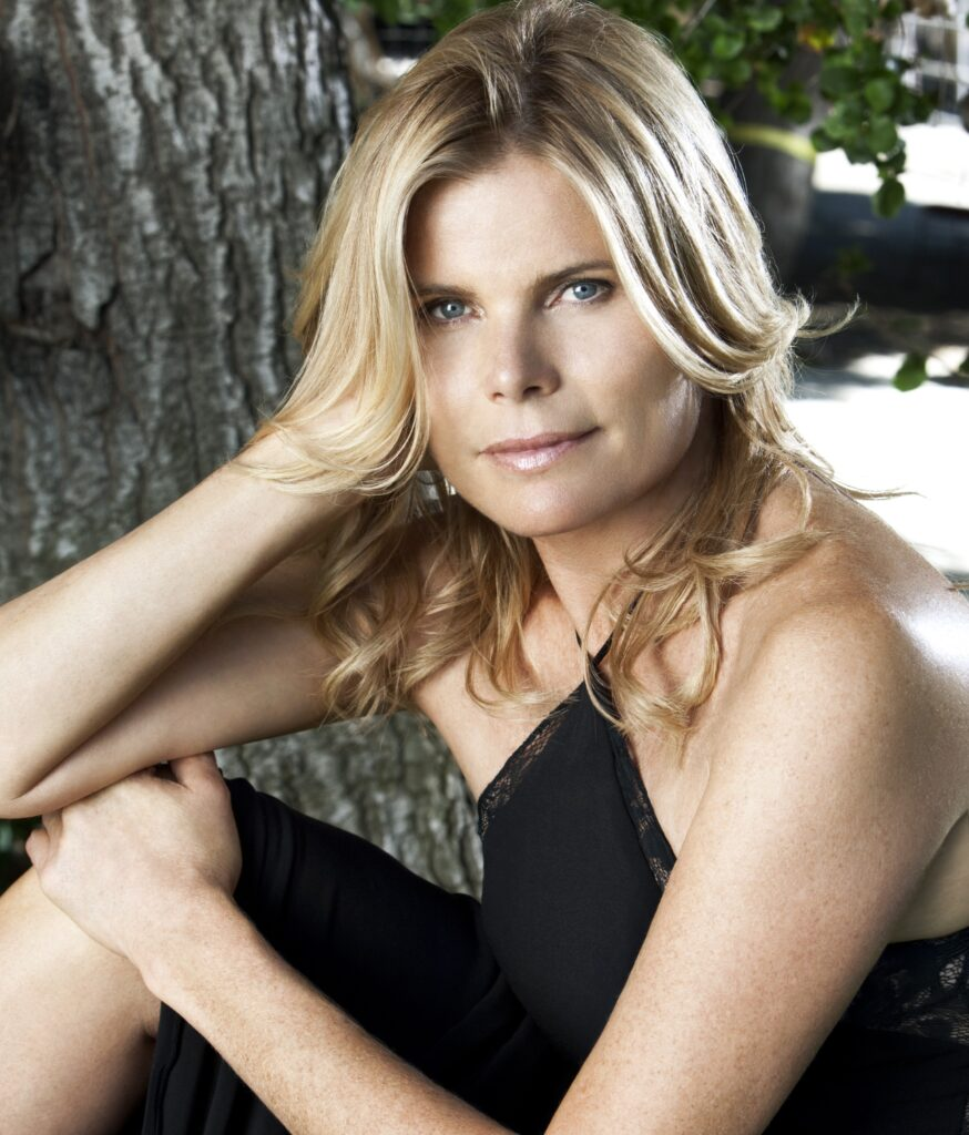Dr. Kouros Azar Performs Skincare Treatment on Actress Mariel Hemingway