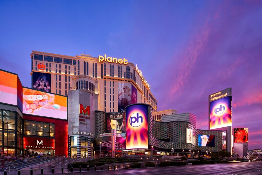 Planet Hollywood Resort & Casino Now Open