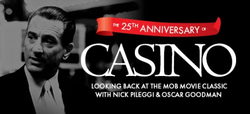THE MOB MUSEUM LAUNCHES ONCE UPON A TIME IN VEGAS SWEEPSTAKES, LIMITED-TIME EXHIBITION TO CELEBRATE 25TH ANNIVERSARY OF ICONIC FILM CASINO