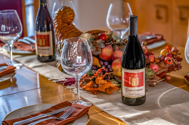 Gracianna Winery and Superior Farms Team to Offer Savings for Special Meals