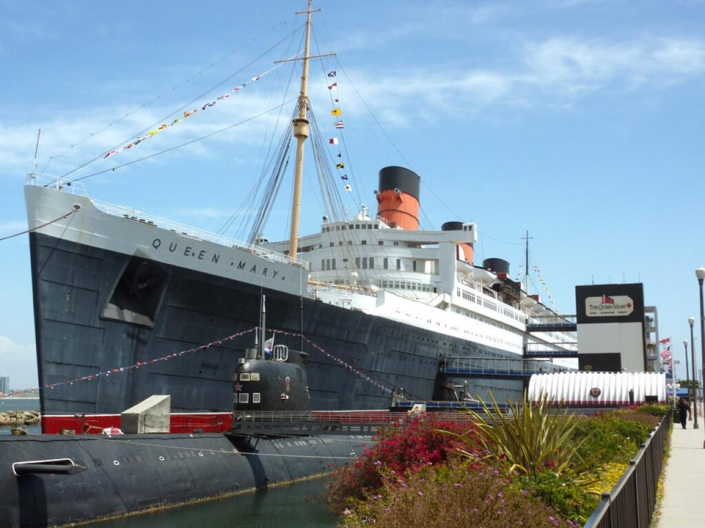 Most Haunted Hotels on Record: Queen Mary