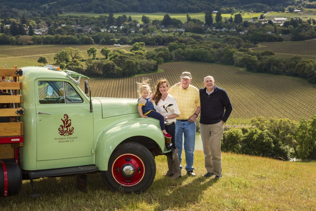 Spreading Holiday Cheer with Fathers + Daughters Cellars of Anderson Valley, CA – A Family Affair