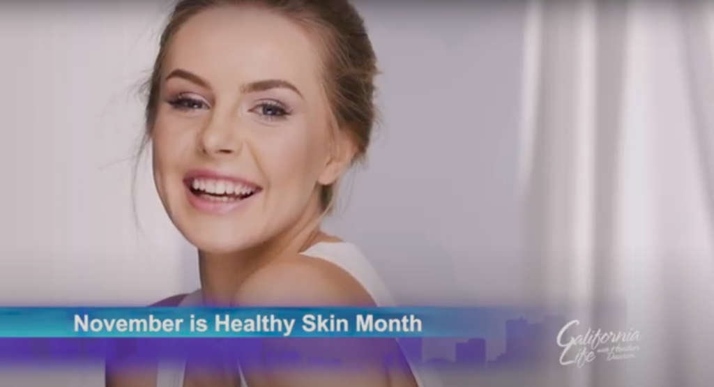 November Skin Cancer Awareness Month with Dr. Jeanine Downie