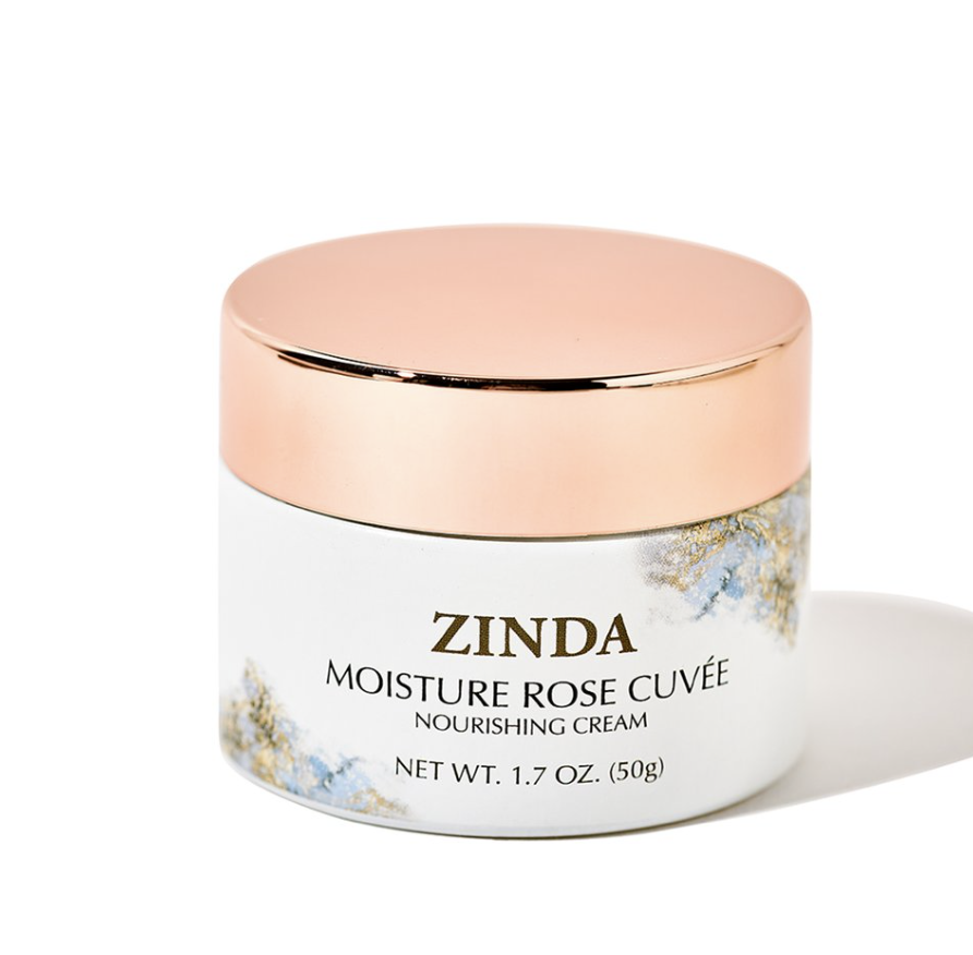 ZINDA BEAUTY: A New Skincare Brand Inspired by Wine