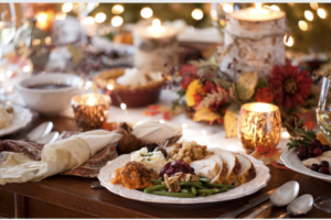 Thanksgiving Favorites Pair Perfectly with Champagne