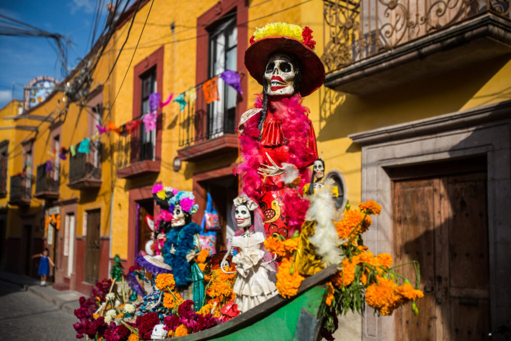 Celebrating Loved Ones with Dia de los Muertos