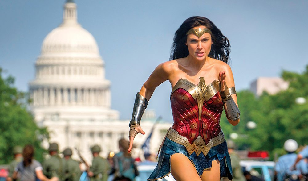 WONDER WOMAN 1984 FLIES TO HISTORIC SIMULTANEOUS RELEASE IN THEATERS AND ON HBO MAX