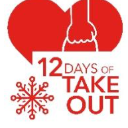 California Coalition Launches '12 Days of Takeout' Campaign