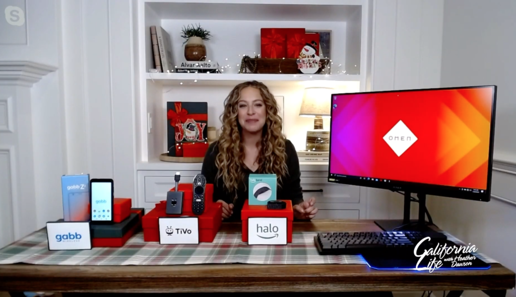 Gadget Gifts with Carley