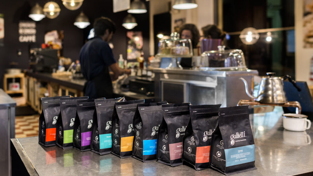 Café Galletti Makes Its Debut in the U.S. Market