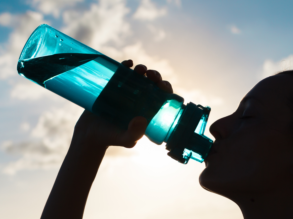 THE SECRET TO HYDRATING FROM HOME