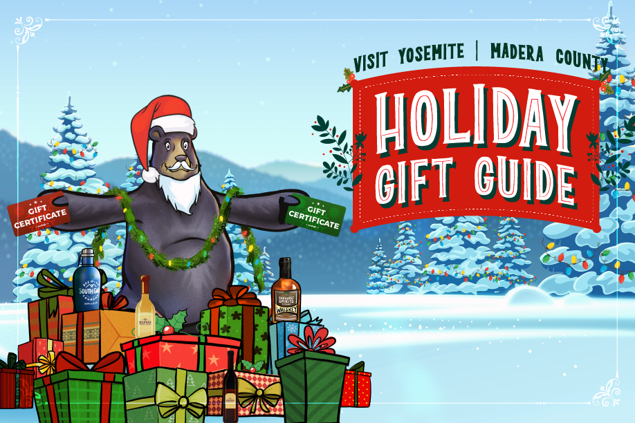 Show Your Love for Small Businesses by Gifting Yosemite & Bass Lake