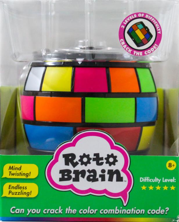 Roto Brain: 2020's Rubik's Cube!