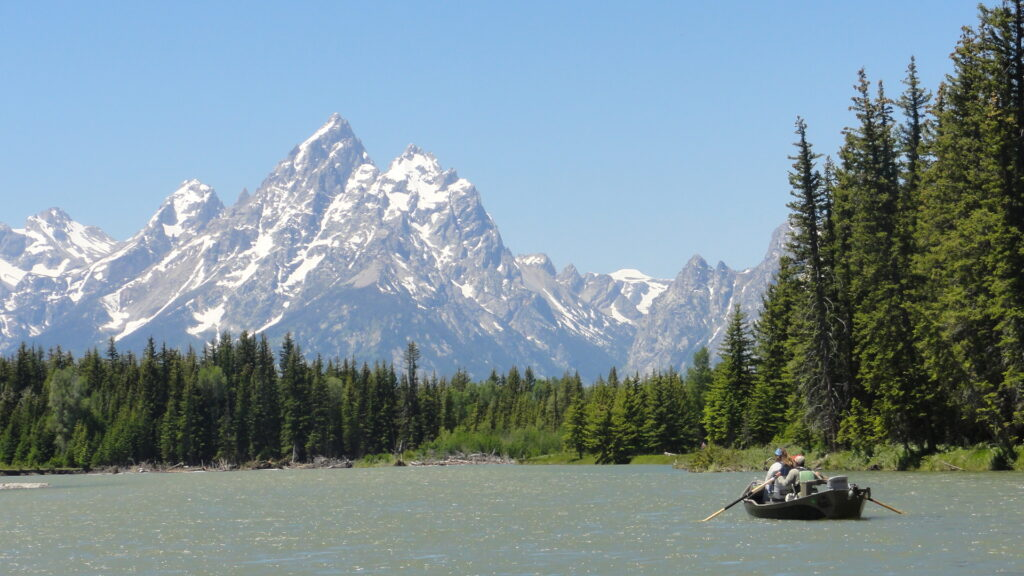 GRAND TETON NATIONAL PARK CAMPGROUNDS IMPROVE VISITOR EXPERIENCE WITH NEW PARK SERVICE RESERVATION SYSTEM