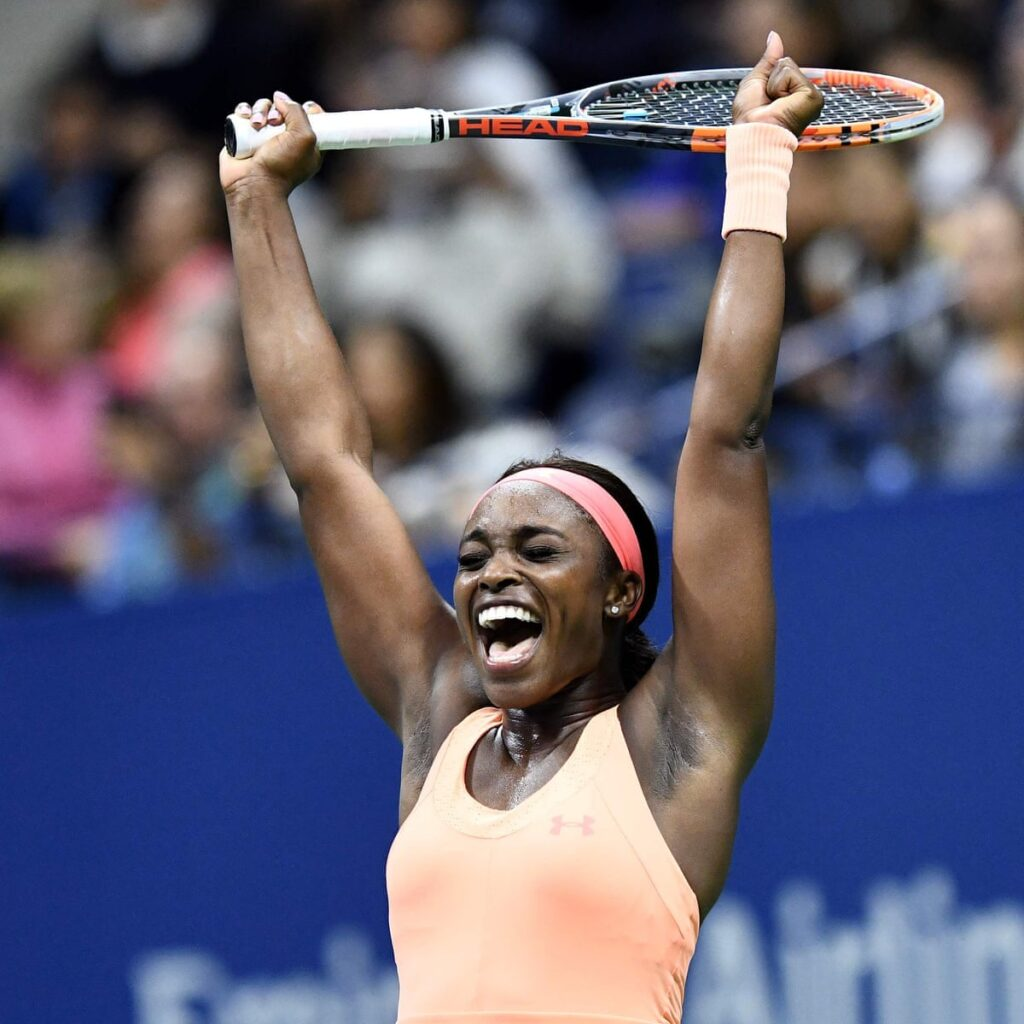 Tennis Star Sloane Stephens on Getting in Shape FAST