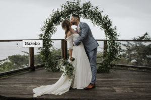 Hyatt Carmel Highlands Inn offers special elopement wedding packages