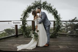Hyatt Carmel Highlands Inn offers special elopement wedding packages