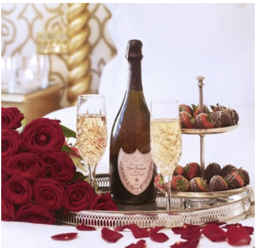 Join a Virtual Valentine's Experience in London at The Milestone Hotel