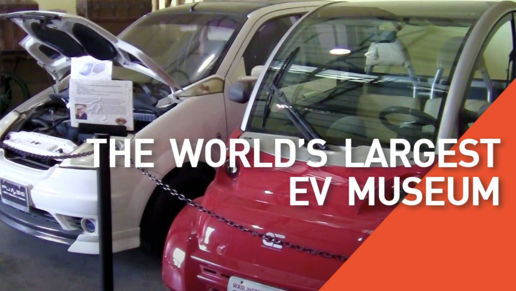 World's Largest Electric Vehicle Museum