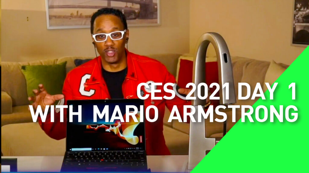Best of CES 2021 with Mario Day 1