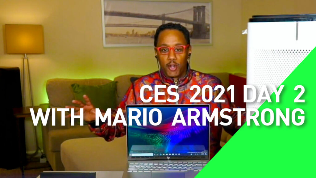 Best of CES 2021 Day 2 w Mario
