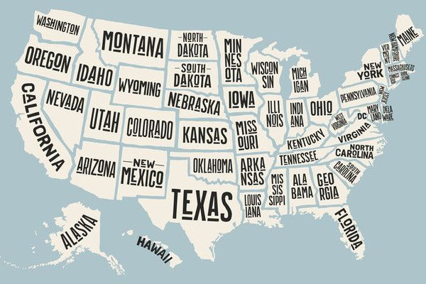 Google Search Data Reveals: The Most Zen States in America