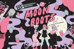 "21st Amendment Brewery Advocates for Advancement of Women in Craft Beer Industry in Partnership with Pink Boots Society for Nationwide Release of ""Moon Boots IPA"" (Spring 2021)"