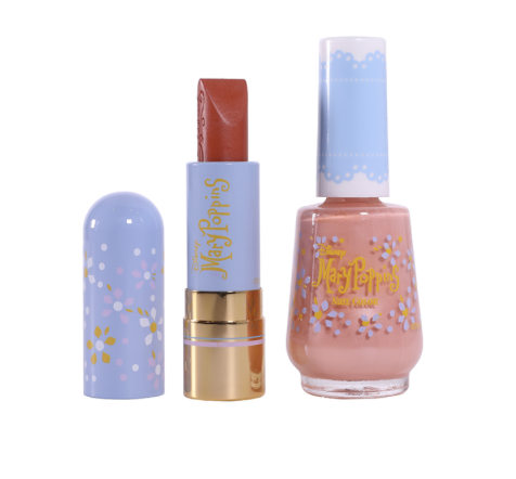 Bésame Cosmetics and Disney Collaboration:  Limited Edition Disney Mary Poppins Collection