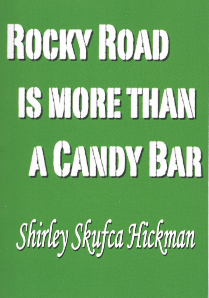 ROCKY ROAD IS MORE THAN A CANDY BAR