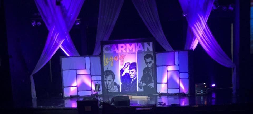 GMA Gospel Music Hall of Fame Member, CARMAN, Iconic CCM Trailblazer, Dies at Las Vegas Hospital