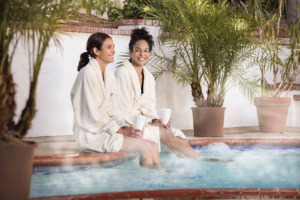 Glen Ivy Hot Springs Now Open With Live & Virtual Wellness