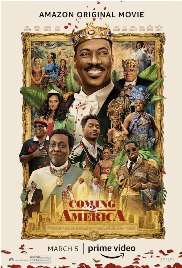 Coming 2 America: An Amazon Original