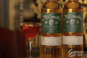 Acclaimed Irish Actor Tim Murphy celebrates and shares his favorite Irish Whiskey in preparation for  St. Patrick's Day.