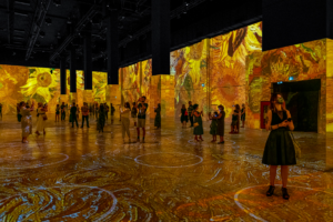 """Immersive Van Gogh"" To Debut at Pier 36 June 10"
