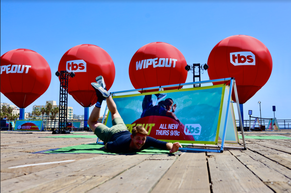 """TBS CELEBRATES THE RETURN OF WIPEOUT WITH """"BIG BALLS ARE BACK"""" EXPERIENTIAL ACTIVATION IN LOS ANGELES MARCH 31-APRIL 4"""