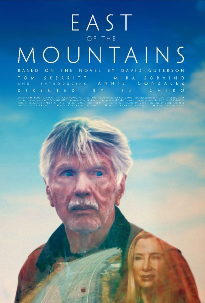 EAST OF THE MOUNTAINS Starring Tom Skerritt Has Its World Premiere April 8 at SIFF