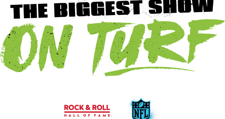 Rock & Roll Hall of Fame Celebrates NFL Draft with Super Bowl Halftime Show Exhibit