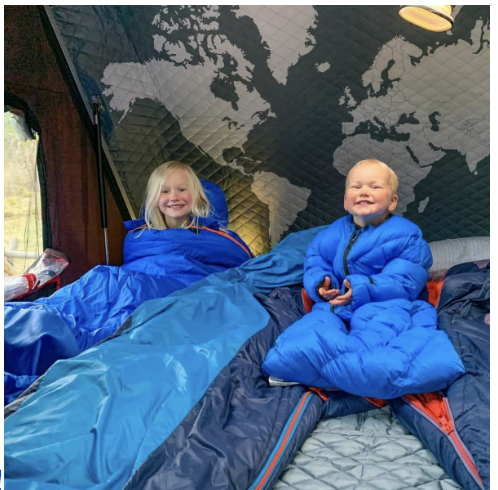 Camping just got Dreamier with Morrison Outdoors