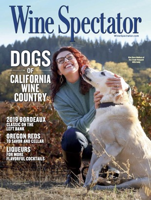 WINE SPECTATOR REACHES A NEW MILESTONE: 1,000……DOGS!