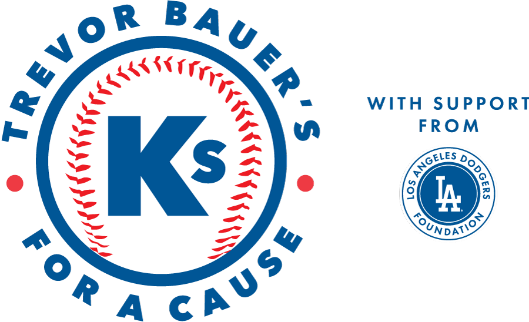 LOS ANGELES DODGERS ALL-STAR PITCHER TREVOR BAUER DONATES $51,000 IN INCREDIBLE FIRST MONTH OF KS FOR A CAUSE CHARITY INITIATIVE