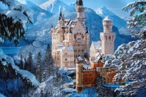 Real Life Places That Inspired Disney Movies
