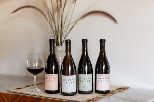 Marine Layer Wines Launches in Downtown Healdsburg + Tasting Room Opening in June 2021