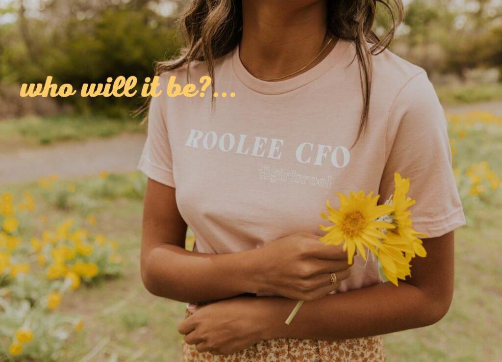 "ROOLEE CFO (""Chief Fashion Officer"") TikTok Search Enters Round 2"