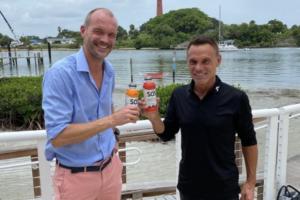 Original 'Shark' Kevin Harrington Partners with SOS Hydration