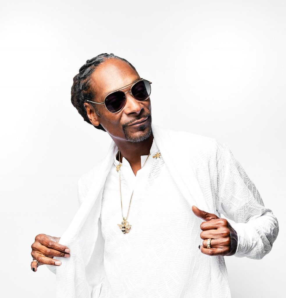 Snoop Dogg joins Def Jam Recordings as Executive Creative and Strategic Consultant for the iconic Hip-Hop Label
