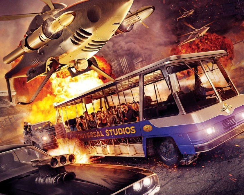 Fans Invited to Experience All Things Fast & Furious at Universal Studios Hollywood and Universal Orlando Resort